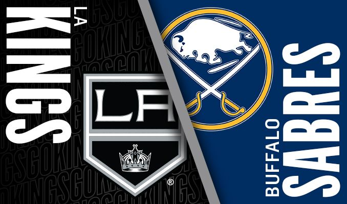 LA Kings vs Buffalo Sabres tickets at STAPLES Center in Los Angeles