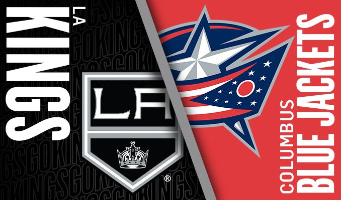 LA Kings vs Columbus Blue Jackets tickets at STAPLES Center in Los Angeles