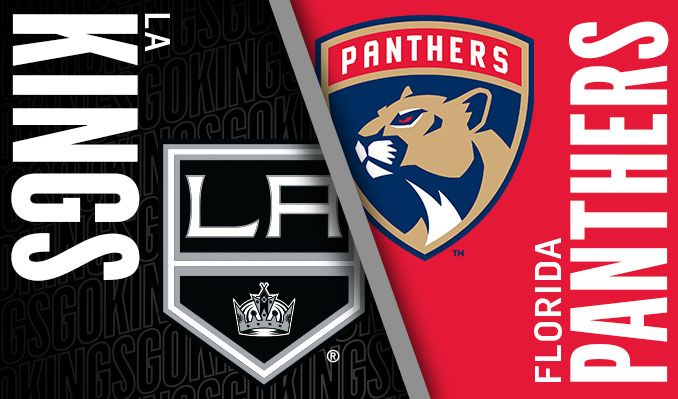 LA Kings vs Florida Panthers tickets at STAPLES Center in Los Angeles