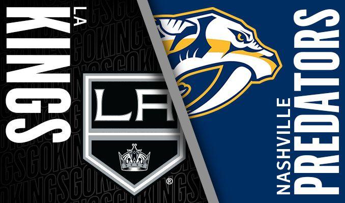 LA Kings vs Nashville Predators tickets at STAPLES Center in Los Angeles