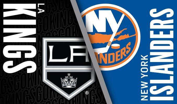 LA Kings vs NY Islanders tickets at STAPLES Center in Los Angeles