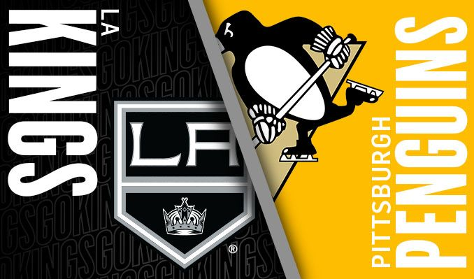 LA Kings vs Pittsburgh Penguins tickets at STAPLES Center in Los Angeles