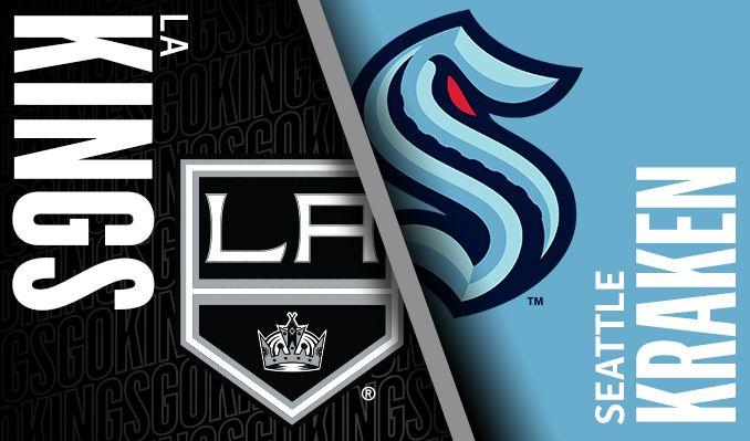 LA Kings vs Seattle Kraken tickets at STAPLES Center in Los Angeles