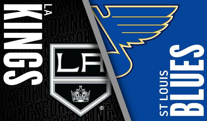 LA Kings vs Blues