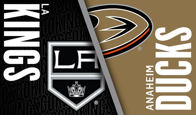 LA Kings vs Anaheim Ducks tickets at STAPLES Center in Los Angeles
