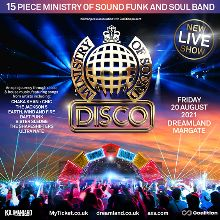 Ministry of Sound Disco