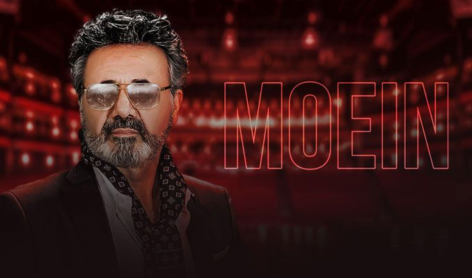 Moein tickets at Microsoft Theater in Los Angeles