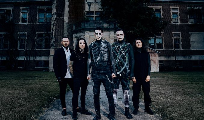 Motionless In White tickets at Cannery Ballroom in Nashville