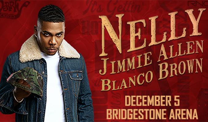 Nelly tickets at Bridgestone Arena in Nashville