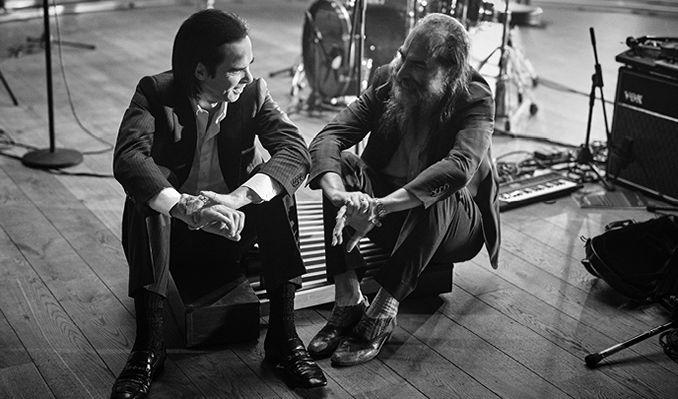 Nick Cave & Warren Ellis tickets at Birmingham Symphony Hall, Birmingham