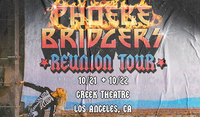 Phoebe Bridgers - 2nd Show Added tickets at The Greek Theatre in Los Angeles