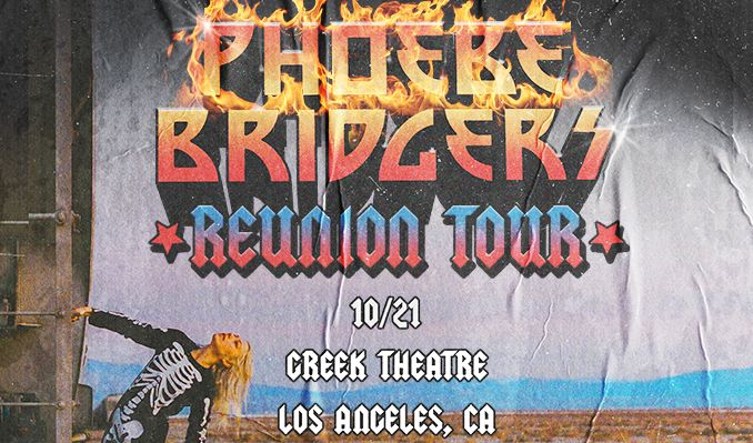 Phoebe Bridgers tickets at The Greek Theatre in Los Angeles