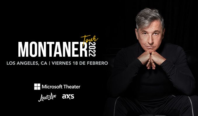 Ricardo Montaner tickets at Microsoft Theater in Los Angeles