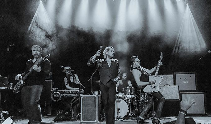 Rival Sons tickets at Webster Hall in New York