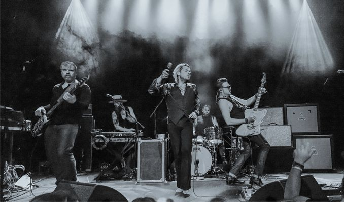 Rival Sons tickets at Ogden Theatre in Denver