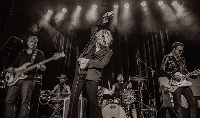 Rival Sons tickets at Crystal Ballroom in Portland