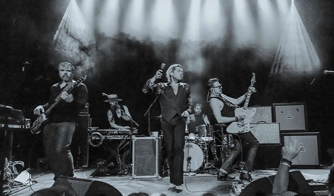 Rival Sons tickets at The Warfield in San Francisco
