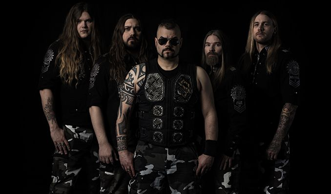 Sabaton - The Tour To End All Tours 2022 tickets at The SSE Arena, Wembley in London