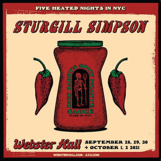 """<a href=""""https://www.axs.com/artists/921212/sturgill-simpson-tickets"""">The Bowery Presents</a>"""