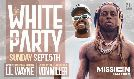 The 18th Annual All White Attire Party Hosted By: Lil Wayne & Von Miller 2021 tickets at Mission Ballroom in Denver