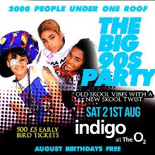 The Big 90s Party