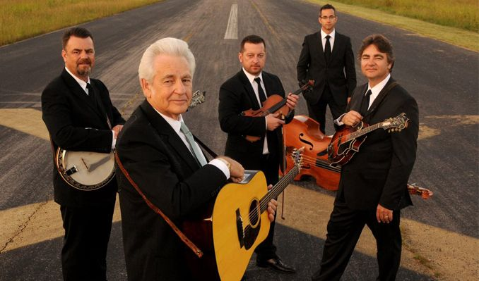 The Del McCoury Band tickets at Gothic Theatre in Englewood