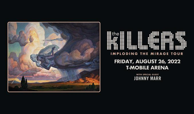 The Killers tickets at T-Mobile Arena in Las Vegas