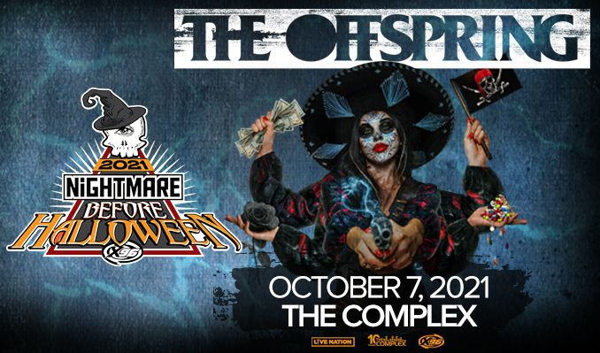 The Offspring tickets at The Complex in Salt Lake City