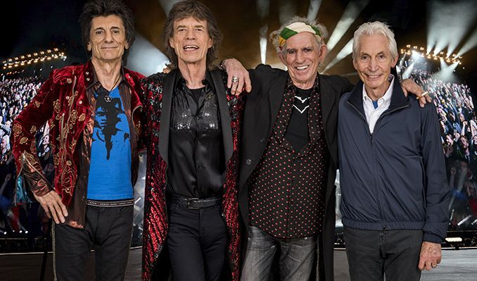 The Rolling Stones tickets at New Orleans Jazz & Heritage Festival in New Orleans