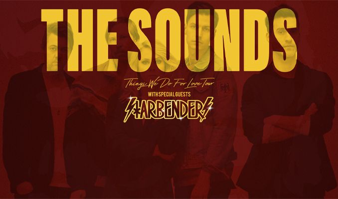The Sounds: Things We Do For Love Tour tickets at Great American Music Hall in San Francisco