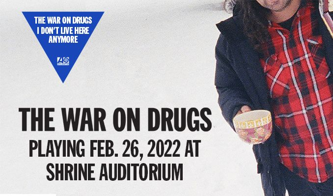 The War On Drugs tickets at Shrine Auditorium in Los Angeles