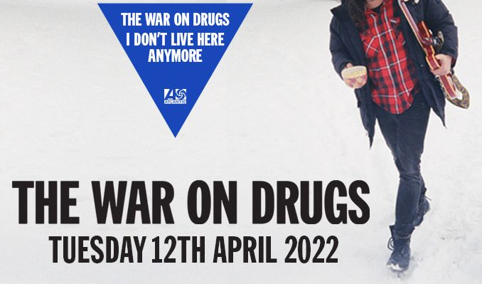 The War On Drugs tickets at The O2 in London