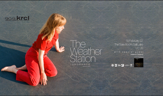 The Weather Station tickets at The State Room in Salt Lake City