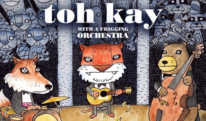 Toh Kay with a Frigging Orchestra tickets at The Theatre at Ace Hotel in Los Angeles