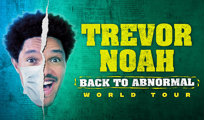 Trevor Noah - Back To Abnormal tickets at Toyota Center in Houston