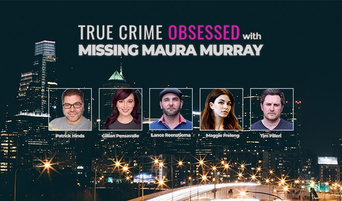 True Crime Obsessed tickets at Underground Arts in Philadelphia