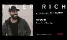 Tyler Rich tickets at The Commonwealth Room in South Salt Lake