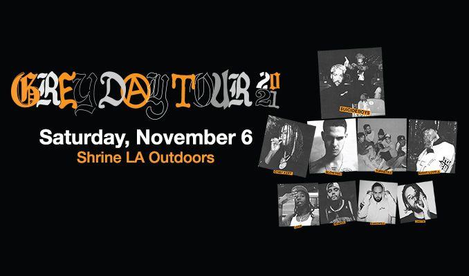 $UICIDEBOY$ tickets at Shrine LA Outdoors in Los Angeles