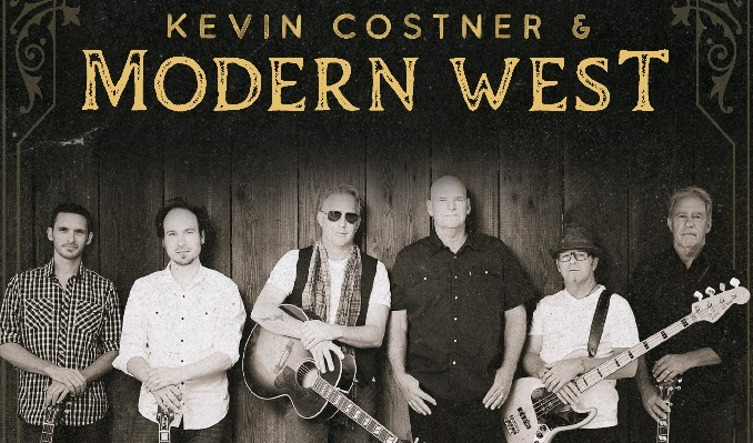 Kevin Costner & the Modern West tickets at Billy Bob's Texas in Fort Worth