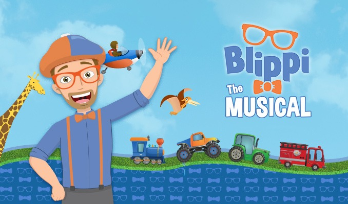 Blippi The Musical Sat. Sept. 04, 2021 @ 2 PM tickets at Gas South Arena in Duluth