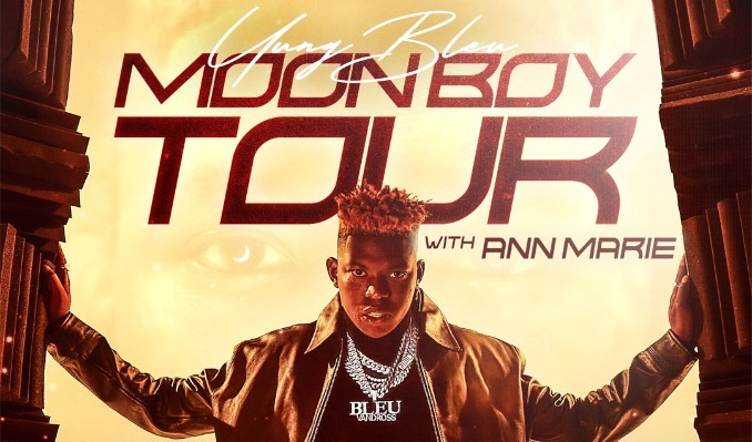 Yung Bleu tickets at The NorVa in Norfolk