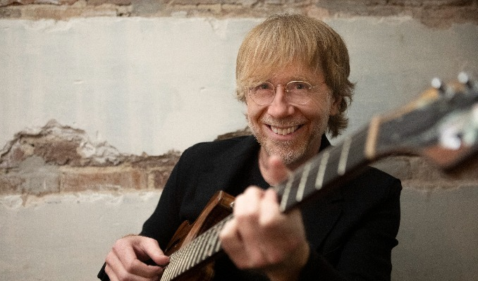 Trey Anastasio Band tickets at Stage AE in Pittsburgh