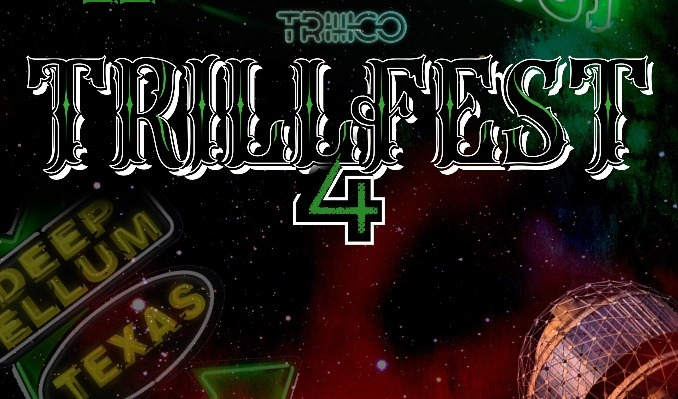 Trillfest 4 tickets at Trees in Dallas