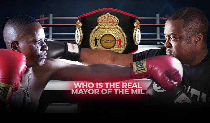 "Celebrity Boxing Match: O.G. TWEEZY vs REGGIE ""SMOOTH  AZ BUTTA"" BROWN tickets at Turner Hall Ballroom in Milwaukee"
