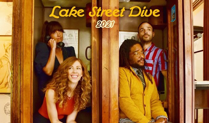 Lake Street Dive tickets at The Factory in Deep Ellum in Dallas