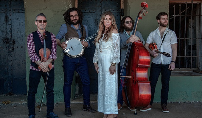 Nefesh Mountain (All Ages Matinee) tickets at Rams Head On Stage in Annapolis