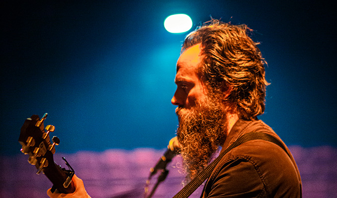 Iron & Wine tickets at The Back Room @ Colectivo in Milwaukee