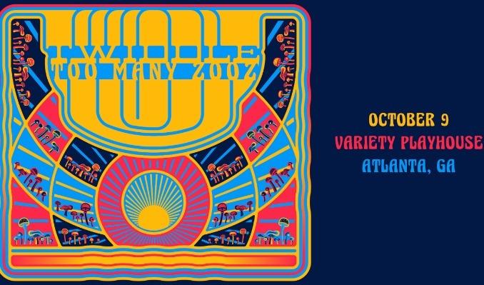 Twiddle & Too Many Zooz tickets at Variety Playhouse in Atlanta