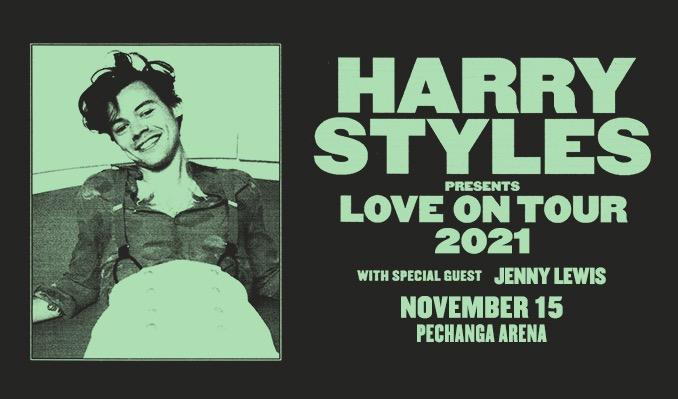 Harry Styles: Love On Tour tickets at Pechanga Arena San Diego in San Diego