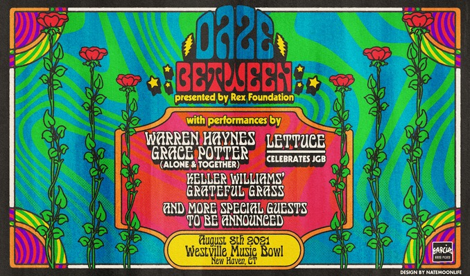 Daze Between tickets at Westville Music Bowl in New Haven